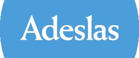 Logo Adeslas azul